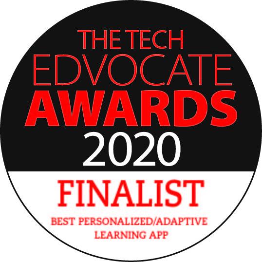 The Tech Advocate Awards 2020 Finalist